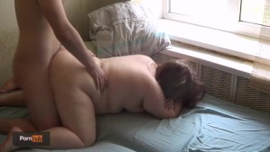 Tanya Mellow taking cum all over her belly