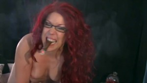 Delicia D Anjelo In: Your Smoking Stepmother