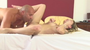 SUPER HOT COUPLE FUCKING AFTER ENGLISH LESSONS