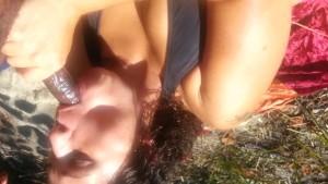 outdoor slurp!! jungle fun