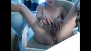 dildo, butt plug, enjoyment of OxanaTasev