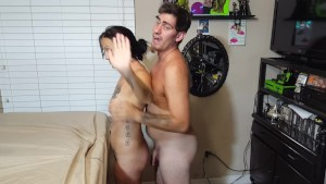 Cujo and Gia Rose TEACH SPINAL ADJUSTMENT