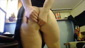 GTS Anal Vore Tiny in Ass