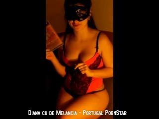 Diana cu de melancia apresentacao do portugal tuga...